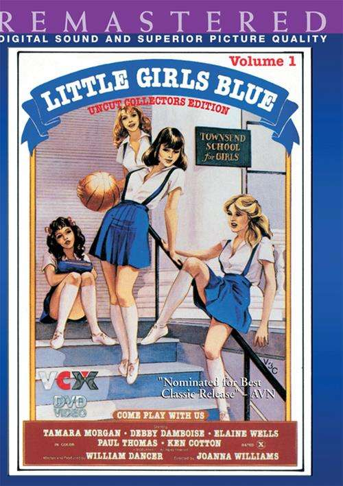 Little Girls Blue Volume 1