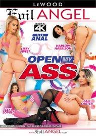 Open My Ass Porn Video
