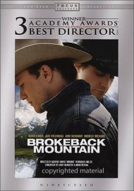 Brokeback Mountain (Widescreen) Porn Movie