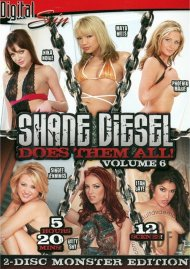 Shane Diesel Does Them All! Vol. 6 Porn Video