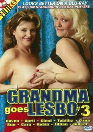 Grandma Goes Lesbo #3 Porn Video