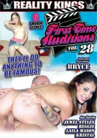 First Time Auditions Vol. 28