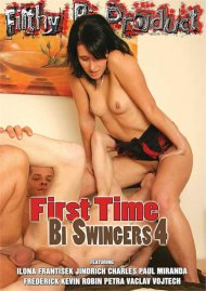 First Time Bi Swingers 4