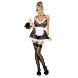Exposed: Chamber Maid Outfit - S/M