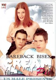 Bareback Bisex Cream Pie Film 1