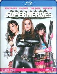 Pornstar Superheroes