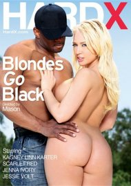 Blondes Go Black Porn Video