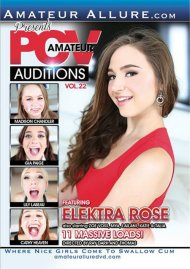 POV Amateur Auditions Vol. 22 Porn Video
