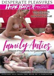 Family Antics Porn Video
