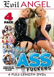 Professional Ass Fuckers 4-Pack