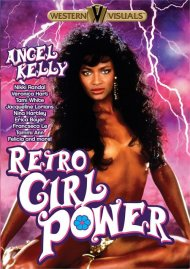 Retro Girl Power Porn Video