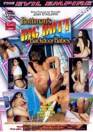 Buttman's Big Butt Backdoor Babes Porn Video