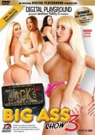 Jacks Playground: Big Ass Show 3 Porn Movie