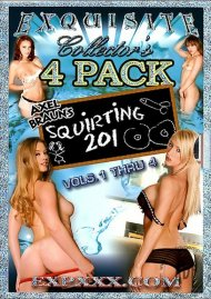 Squirting 201 Vol. 1-4