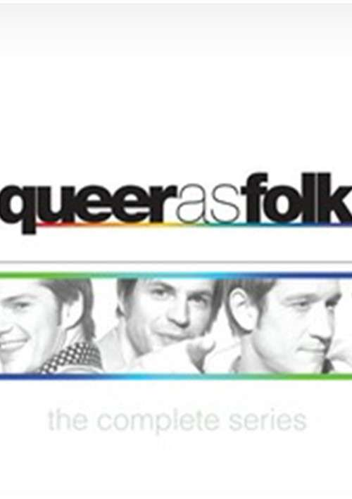 Queer As Folk: The Complete Series