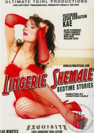 Lingerie SheMale Bedtime Stories Porn Video
