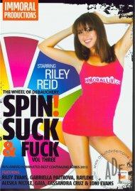 Spin! Suck & Fuck Vol. 3