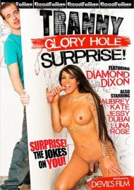 Tranny Glory Hole Surprise