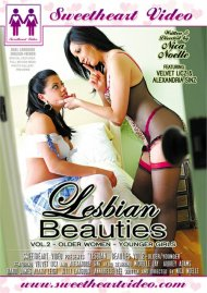 Lesbian Beauties Vol. 2: Older Women - Younger Girls Porn Video