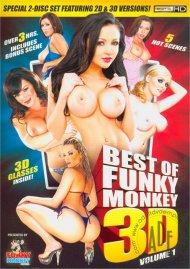 Best Of Funky Monkey 3D Vol. 1 (2D Version) Porn Video