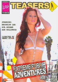 Teasers: Extreme Public Adventures Vol. 5 Porn Video