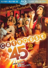 Cathouse 45 in 3D (Blu-ray + Blu-ray 3D + DVD/DVD 3D)
