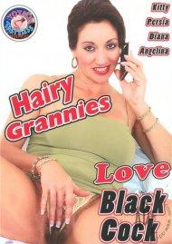 Hairy Grannies Love Black Cock Porn Video