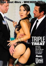 Triple Treat Porn Video