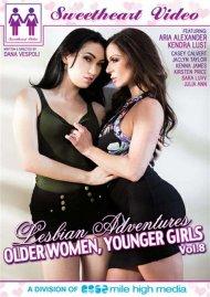 Buy Lesbian Adventures: Older Women Younger Girls Vol. 8