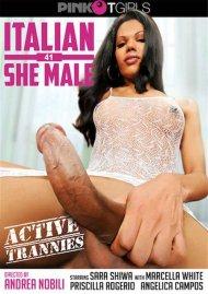 Italian She Male #41 Porn Video
