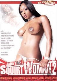 Jada Fire is Squirt Woman 2