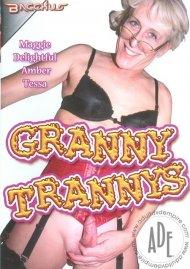 Granny Trannys Porn Video