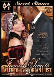 Family Secrets: Tales Of Victorian Lust