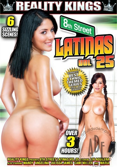 8th Street Latinas Vol. 25
