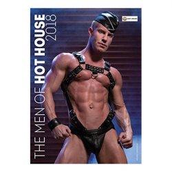 The Men of Hot House 2018 Calendar