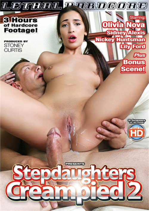 Stepdaughters Creampied 2 Boxcover