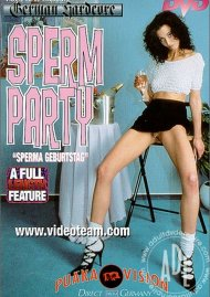 Sperm Party Porn Video