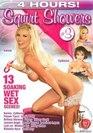 Squirt Showers 3