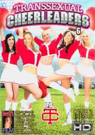 Transsexual Cheerleaders 6 Porn Video