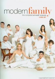 Modern Family: The Complete Second Season Porn Movie