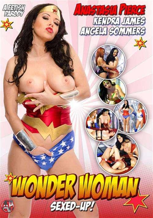 Wonder Woman Sexed-Up!