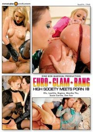 Euro Glam Bang #18 Porn Video