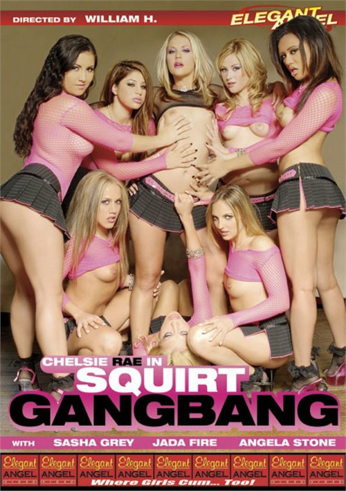 Squirt Gangbang Boxcover