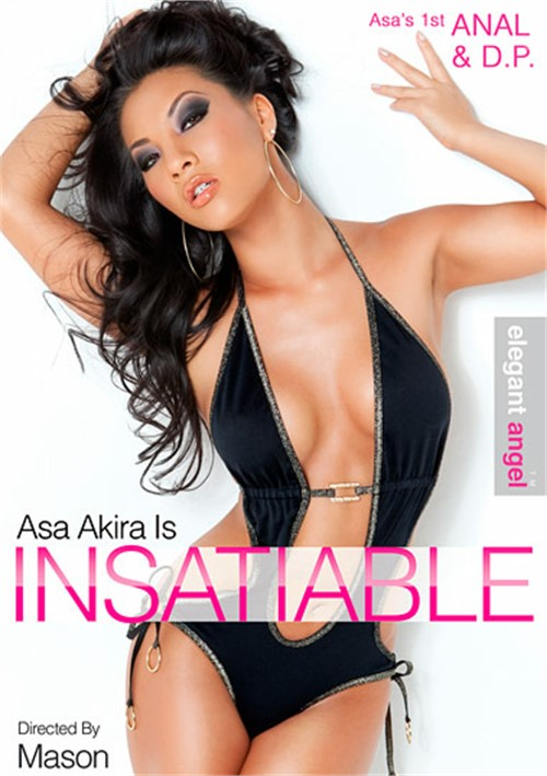 Asa Akira Is Insatiable