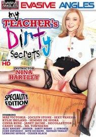 My Teacher's Dirty Secrets Porn Video
