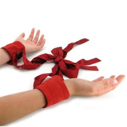 Etherea Cuffs - Red