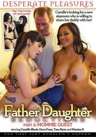 Father Daughter Seductions Part 2: Mommie Quest