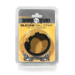 "Boneyard Silicone Ball Strap - 1.5"" (4 cm)"