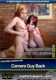 Camera Guy Back Porn Video