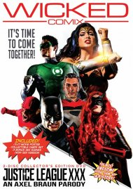 Buy Justice League XXX: An Axel Braun Parody